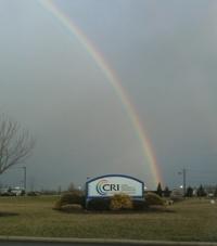 Nature replicates CRI logo