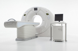 Toshiba Receives FDA Clearance for New CT Scanner