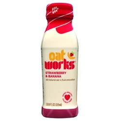Oatworks Smoothies Powered by PromOat