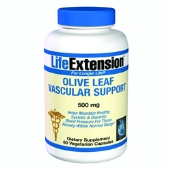Olive Leaf for Vascular Support