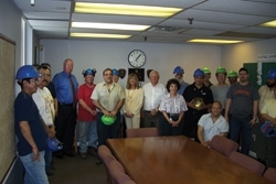 Multi-Plastics celebrates 2011 safety milestone