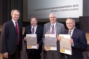Wacker honors researchers for novel dispersions