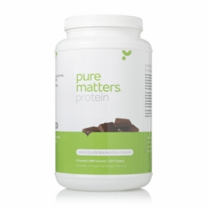 Pure Matters Chocolate Pea Protein Powder
