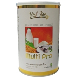 Multi Pro Protein Supplement with Wellmune WGP