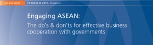 Engaging ASEAN: the do