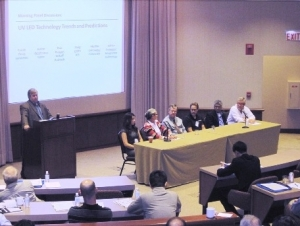 First US UV LED curing symposium a success