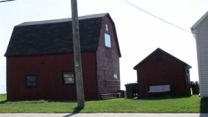 Sansin Corp. donates 100 gallons of Eco2 wood stain to town of Souris, Prince Edward Island
