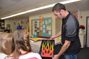 PPG brings innovation to the classroom