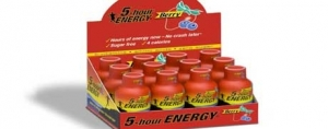 Energy Drinks Hit a Speed Bump