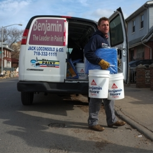 Benjamin Moore donates to Hurricane Sandy cleanup efforts