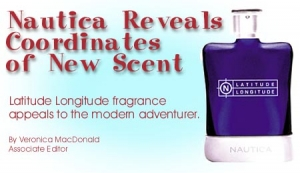 Nautica Reveals Coordinates of New Scent