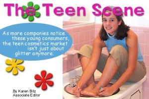 The Teen Scene