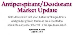 Antiperspirant/Deodorant Market Update
