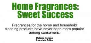 Home Fragrances: Sweet Success
