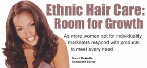 Ethnic Hair Care: Room for Growth