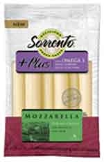 +Plus String Cheese with Omega-3s