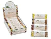Nutrition Bars and Olive Oil with Plant Sterols