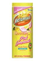 Pink Lemonade Metamucil