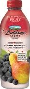 Heart Healthy Pear Merlot Juice