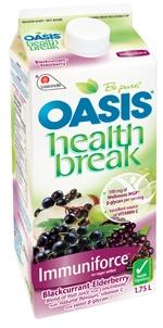 Health Break Immuniforce Juice
