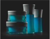 Kurve Bottles and Jars for Skin Care Applications