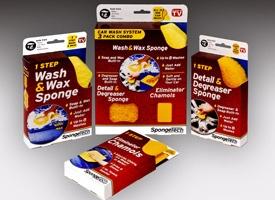 SpongeTech Wrings Out a Big Gain in Sales