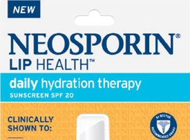 JJ Pays Lip Service to Neosporin
