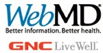 WebMD, GNC Join Forces