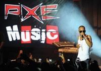 Axe Tweets Fans For Secret Concert