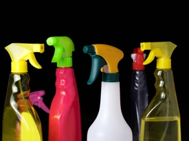 Cleaning Products 2010