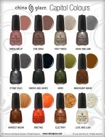 China Glaze for