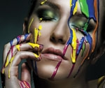 Europeans Paint the Town Red As Color Cosmetic Sales Rise