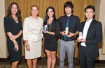 ICMAD Honors Young Designers