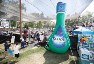 Scope Dual Blast Hits Food Festivals And Links with Sunny Anderson