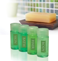 Tubular Packaging from MH Ideal for Hotel Amenities SKUs