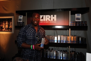 Athletes Get Their Game Face on with Zirh