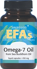 Omega 7 Oil From Sea Buckthorn