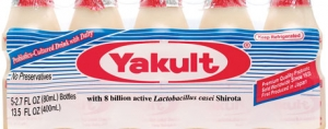Notes from Japan: Yakult Delivers More Than Probiotics