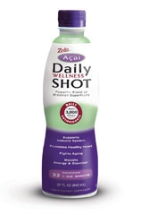 Zola LIGHT Acai & Zola Acai Daily Wellness Shot