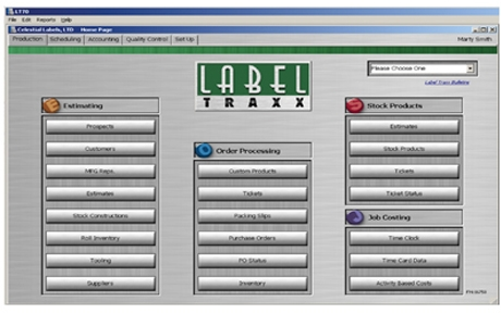 Print Management Systems - Label and Narrow Web