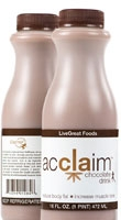 Acclaim Chocolate Milk