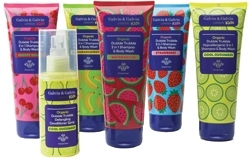 M&H Plastics Packages Organic Children's Hair Care Collection