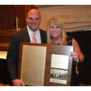 Steinhauser Inc. earns 2013 Maxwell Award