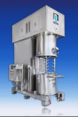 New Ross Double Planetary Mixer with Special Finger Blades