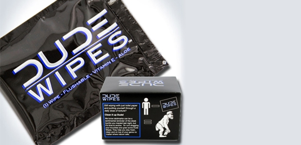 Dude Wipes Take Home 2013 Visionary Awards Nonwovens