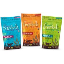 Freekeh Foods' Organic Freekeh Line