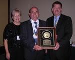 NAPIM Honors Adrian Polman with the TAM Service Award