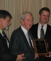 CPIPC Honors Frank Hannon, Joe Mele During 40th Anniversary Holiday Party
