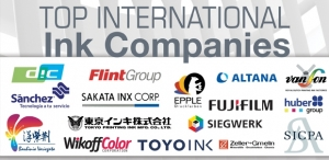 The Top International Ink Companies