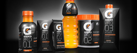 Gatorade Taps GNC For Pro Series